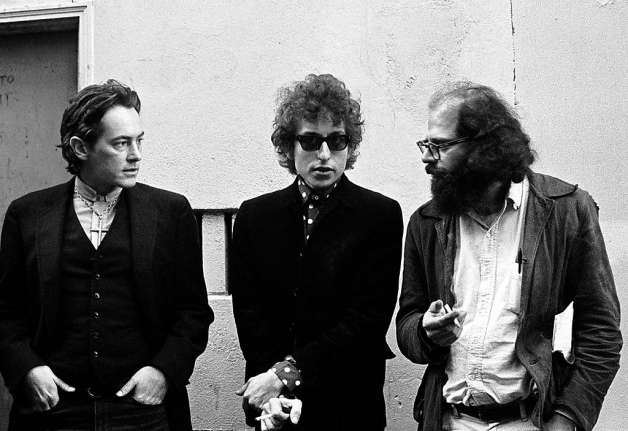 a brief biography of michael bowen and allen cohen and neil cassidy and allen ginsberg and chet helm