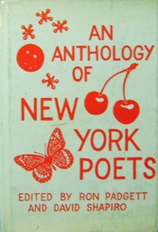 An Anthology of New York Poets (Signed)