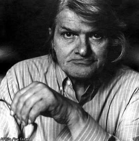 Gregory Corso. Associated Press file photo by Ira Cohen
