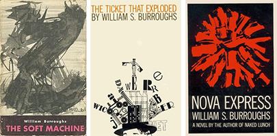 The Nova Trilogy by William Burroughs