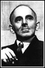 Russian poet Osip Mandelstam circa 1930s