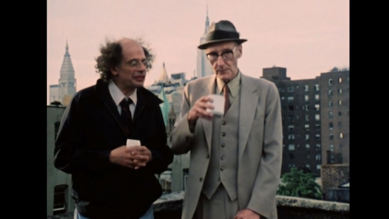 Watch Clip from Restored William S. Burroughs Documentary to Debut at New York Film Festival