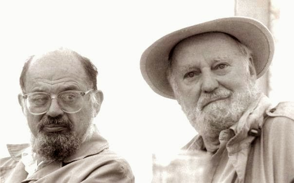 Lawrence ferlinghettis birthday the allen ginsberg project and prior to that in june from city lights i greet you at the beginning of a great career the selected correspondence of lawrence ferlinghetti and m4hsunfo