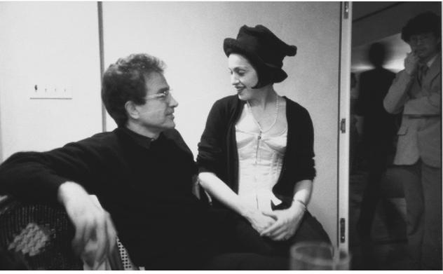 Warren Beatty dating Madonna dating sosiaalinen verkosto ohjelmisto