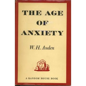 the interaction between characters in audens poem the age of anxiety Dear steve and aidan, last week was wh auden's 100th birthday—or would have been, had he not died at the age of 67 in 1973 according to a biographer.