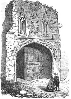 gateway_of_walsingham_priory_robert_chambers_p-177_1832_-_copy