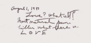 william-burroughs-last-journal-entry