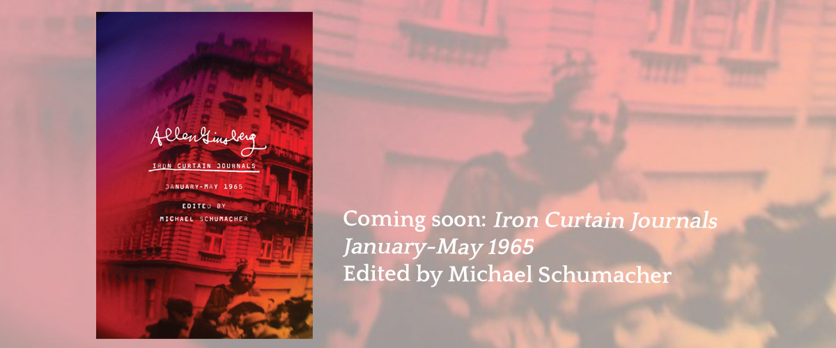 Allen Ginsberg: Iron Curtain Journals